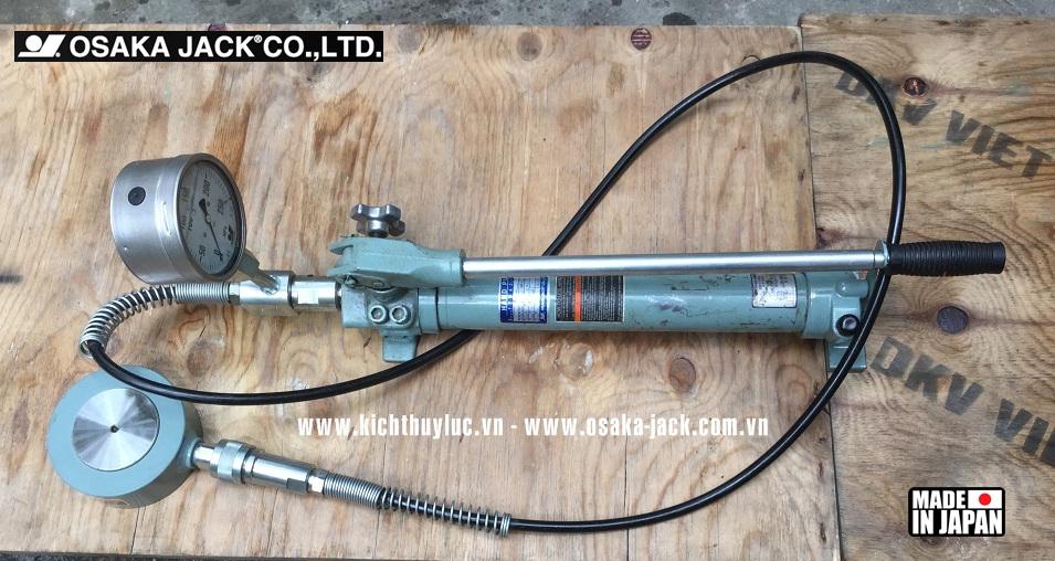 bo kich thuy luc Osaka Z150G1, Osaka hydraulic jack sets Z150G1
