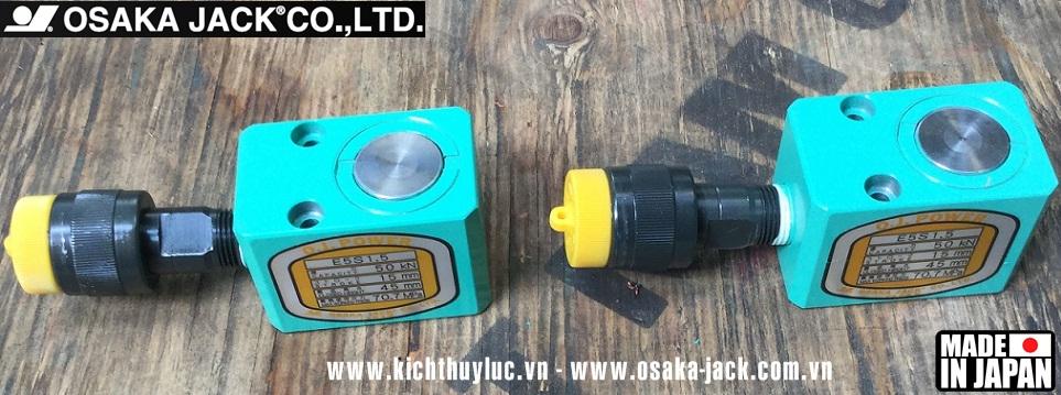 kich thuy luc Osaka E5S1.5, con doi thuy luc Osaka E5S1.5, Osaka hydraulic jack E5S1.5