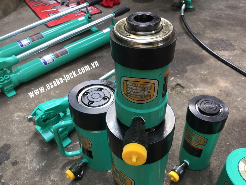 kich thuy luc Osaka EC12S4, con doi thuy luc Osaka EC12S4, Osaka hydraulic jack EC12S4